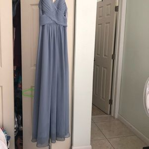 Azazie bridesmaid dress Haleigh